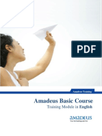 Amadeus Basic English