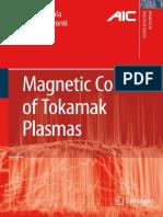 (Advances in Industrial Control) Marco Ariola, Alfredo Pironti (Auth.)-Magnetic Control of Tokamak Plasmas-Springer-Verlag London (2008) (1)