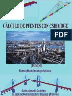 Cálculo de Puentes Con Csibridge (Tomo I)