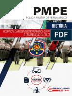 10394055 Ocupacao Da Regiao de Pernambuco Da Pre Colonizacao a Organizacao Da Colonia Portuguesa