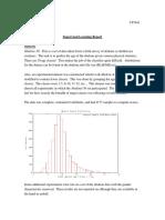 Example Report Good Analysis