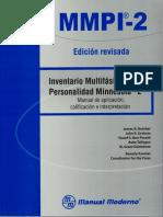 MMPI-2. Manual de aplicación, calificación e interpretación.pdf