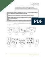 Guía de Matemática 1° Básico Unidad 1 primera parte 2017