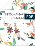 Varios modelos de PROGRAMACIÓN SEMANAL.pdf