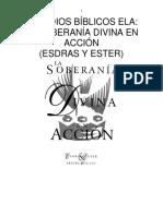Estudios Biblicos Ela - ESDRAS Y ESTER