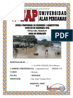 Aguas de Inundación