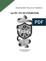 Firearms Engravers Guild of America Handbook