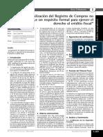 La legalización del registro de compras no consitutye un requisito formal para el derecho del crédito fiscal.pdf