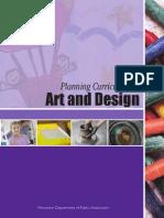 Art Curriculum Guide - Intermediate 3