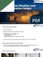 Adverse WX&AV Safety Final