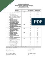 Form 001 Program Tahunan Bimbingan TIK