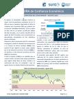 Indice de Confianza Del Consumidor Agosto 2018