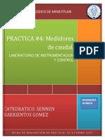 Practica 4 Instrumentacion