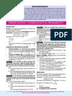 Permutation Combination Pdf