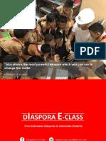 Diaspora E-Class Profile