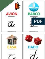 abecedario imprimible fichas letras aprender minúsculas.pdf