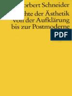 Schneider-Asthetik