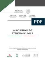 Algoritmos de Atencion Clinica