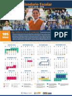 calendario 18-19 185dias