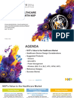 MHW-N1964 Designing Healthcare Applications With NXP