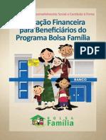 Cartilha Educação Financeira