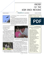 Summer-Fall 2002 Friends of Kern River Preserve Newsletter