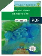 Silvia Jaeger Cordero - El Huevo Azul