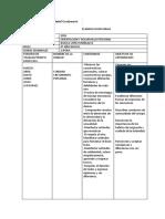 Planificacion Anual Orientacion -4 Año 2015 (1)
