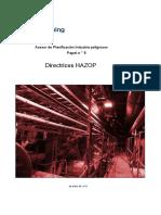 Hazardous Industry Planning Advisory Paper No 8 Hazop Guidelines 2011 01.en.español