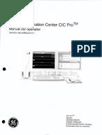 Central de Monitoreo Cic Con 6 Monitores Solar 8000i Para Neonatos