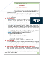 TALLER Y PRÁCTICA FORENSE CIVIL