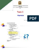 c5. Hipotesis