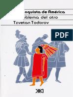 Tzvetan, T. La conquista de América.pdf