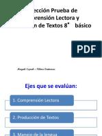8º básico Corrección Prueba de Comprensión Lectora y Producción de Textos (1).pdf