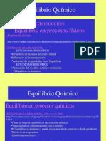 Introduccion Al Equilibrio ppt