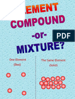 element compound or mixture walens
