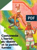 L'herbe du diable et la petite fumée-Carlos Castaneda.epub
