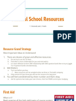 medical school resources