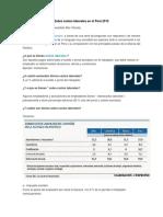 4. Sobre Costos Laborales en El Perú 2015