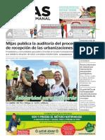 Mijas Semanal Nº806 Del 21 al 27 de septiembre de 2018