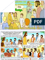 HOJITA EVANGELIO NIÑOS DOMINGO XXIV TO B 18 SERIE