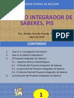 1 Proyecto Integrador de Saberes Pis