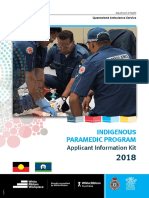 Indigenous Applicant Information Kit