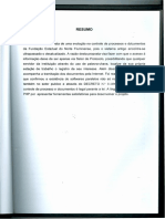 Sistema de Controle de Documentos
