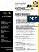 Monica Ybuan - Associate Media Director