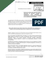 PROYECTO DE RESOLUCION LEGISLATIVA SOBRE LA OBLIGACION DE DECLARAR INTERESES DE CONGRESISTAS