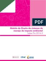 Guia de Orientacion Modulo Diseno de Manejo Del Impacto Ambiental Saber Pro 2016 2 (1)