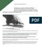 Hace 61 Años Bombardeaban El Puerto de Mar Del Plata - Diario La Capital de Mar Del Plata