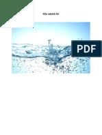 Pengertian H2O.docx