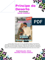Sarah Holland - O principe do deserto (Julia Esp Ferias 21.1).doc